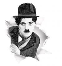 Charlie Chaplin's Avatar